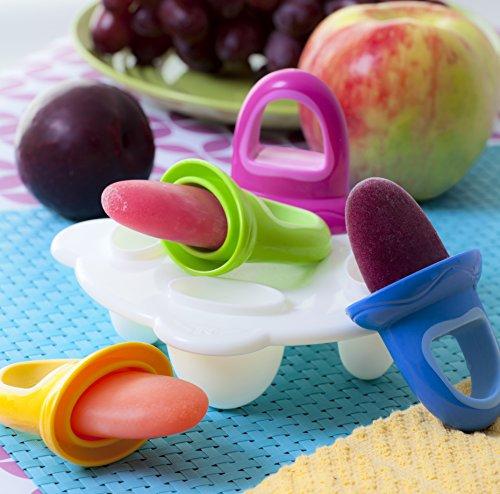 Nuby ID5438 Garden Fresh Eis am Stiel