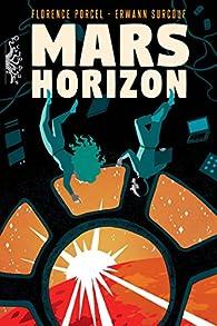 Mars Horizon par Florence Porcel