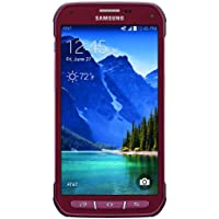 Samsung S5 Active 16GB Red GSM Unlocked-A