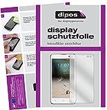 dipos I 6X Schutzfolie klar passend für Hisense HS-U971AE Folie Bildschirmschutzfolie