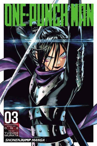 One-Punch Man, Vol. 3 by ONE (2015-11-03)