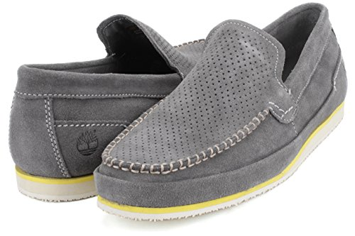 Timberland Mens Hayes Valley Loafer 6955a Grau Wildleder Grey
