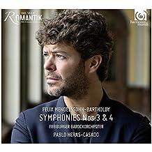 Mendelssohn / Symphonies No.3 & 4