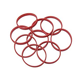 RockShox Bicycle Suspension Bottomless Ring Kit for Monarch/Vivid Air - 11.4118.042.000 by RockShox