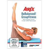 DVD - BeBalanced! Groupfitness
