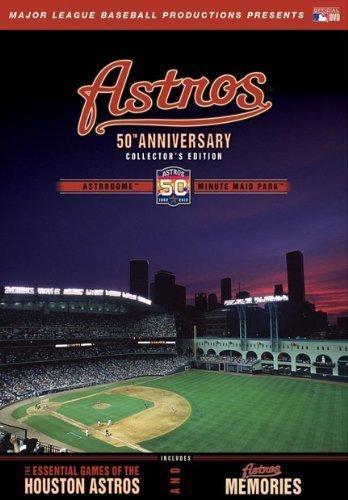 Preisvergleich Produktbild Houston Astros 50th Anniversary Collector s Edition by A&E HOME VIDEO by Major League Baseball