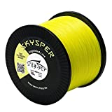 SKYSPER Angelschnur Geflochtene 4 Braid Fishing Line Super Braided Schnüre 500m...