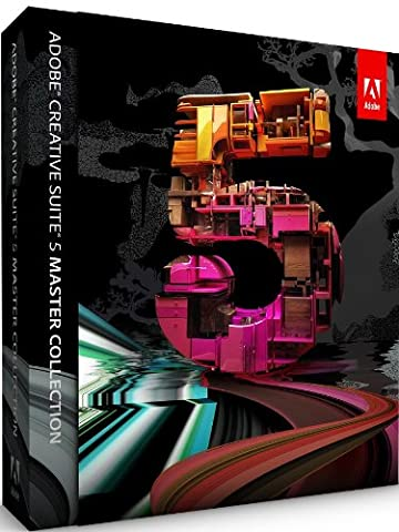 Adobe Creative Suite 5 Master Collection, Upgrade Version from CS4 (PC) [import anglais]