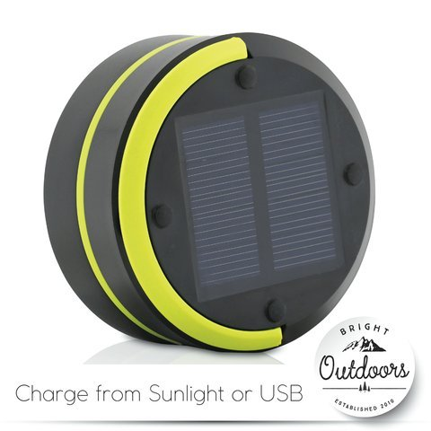 Bright Outdoors Solar Lantern and Torch with Emergency Powerbank – LED Lights, USB Rechargeable, Collapsible, and Versatile. Great for Camping, Trekking, or Travel! Portable Sun-Powered Light ((800 mAh))