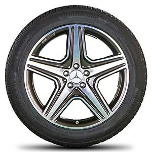 Mercedes Benz 20 Zoll Felgen GL 63 AMG X166 Alufelgen