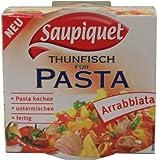 Saupiquet Thunfisch für Pasta Arrabiata 160g