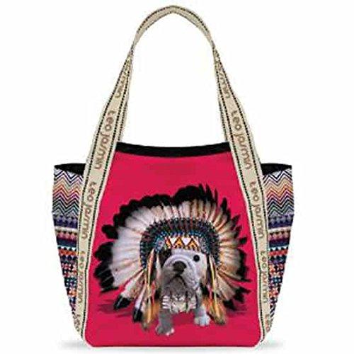 teo jasmin sac cabas apache rouge
