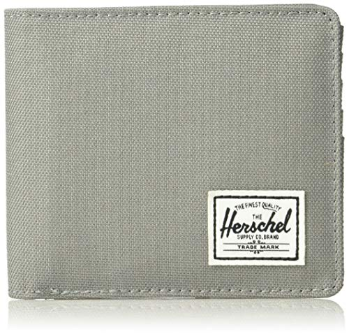 Herschel Roy Plus Coin XL RFID Wallet Grey -
