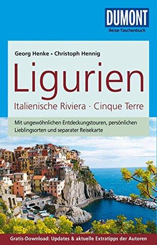 Preisvergleich Produktbild DuMont Reise-Taschenbuch Reiseführer Ligurien, Italienische Riviera,Cinque Terre: mit Online-Updates als Gratis-Download