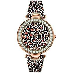 Versus by Versace Damen-Armbanduhr Analog Quarz SQ1040013