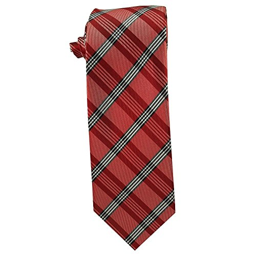 Johnson Brothers Mens Cherry Red Plaid (Brothers Johnson Cherry)