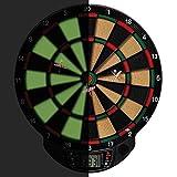 Diana electrónica de Best Sporting Windors Glow con 6dardos, brilla en la oscuridad, con pilas