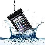 Die besten Wasserdichtes iPhone 5 Cases - Power Theory Wasserdichte Handy Hülle - Universalhülle Smartphone Bewertungen