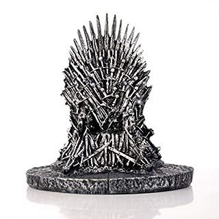 Ani·Lnc Game of Thrones Iron Throne Replica Statue 18cm