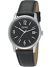 Esprit SS-2014 Analog Black Dial Men's Watch - ES100S61004