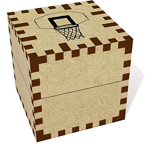 Azeeda Klein (39mm) 'Basketball-Netz' Ringschachtel / Schmuckkästchen (JB00007183) (Basketball-netz Klein)