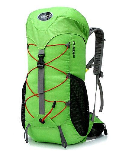 HWB/ 35 L Rucksack Legere Sport / Reisen / Laufen Draußen / Leistung Wasserdicht / Multifunktions andere Nylon N/A Dark Green