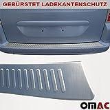 Citroen Berlingo / Partner Tepee ab 2008 Ladentenschutz Gebürstet V2A