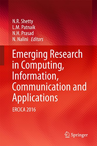 Emerging Research in Computing, Information, Communication and Applications: ERCICA 2016 (English Edition)