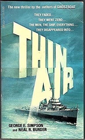 Thin Air by George E. Simpson (1977-12-01)