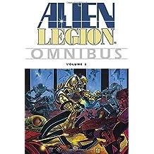 Alien Legion Omnibus Volume 2 by Alan Zelenetz (2010-06-01)