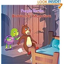 Purple Turtle - Befriends Monsters
