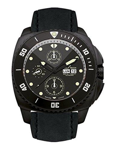 Ralf, STI, mit Chronograph-WRX 3004, Taucher-Uhrenarmband, 300m, Limited Edition, hergestellt in der Schweiz