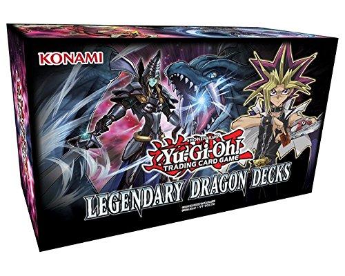 Yu-Gi-Oh!. kon547663 Legendary Dragon Deck