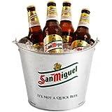 San Miguel de hielo/Cubo de botella (Pack de 1)