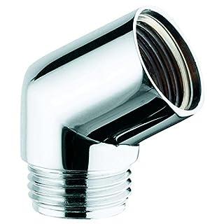 GROHE 28389000 | Sena Adapter - Silver