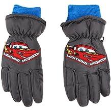 Gants de Ski enfant Garçon Cars Disney gris bleu 8 10ans 2fc0e812853