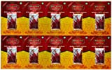 #8: Sharda Natural and Finest Saffron Threads 500 mg (50 mg X 10 Packs)