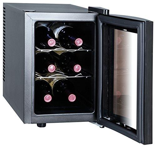 MyWave CW-20FD1 - Vinoteca para 6 botellas width=