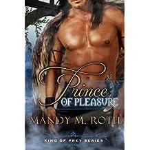 Prince of Pleasure: A Bird Shifter BBW Story (King of Prey Book 5) (English Edition)