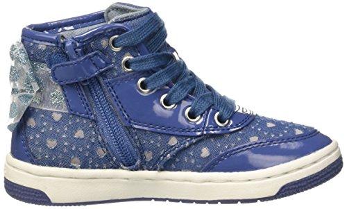 Geox - J62L5B011HHC4005 - Chaussures À Col Roulé, Mixte-bébé Bleu (Avio)