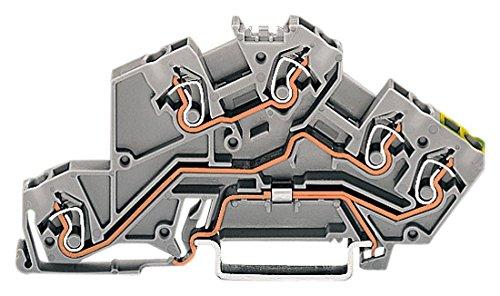Preisvergleich Produktbild Wago Etagenklemme 4 qmm,  775-645