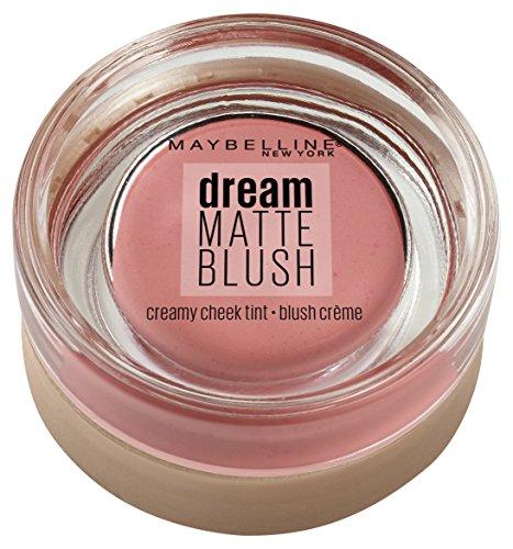 Maybelline New York Dream Matte Blush, Nr. 30 Coral Crush, 1er Pack (1 x 6 g) (Matte Creme Blush)