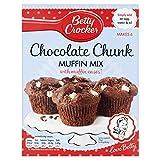 Betty Crocker Chocolate Chunk Muffin Mix Kit 335g