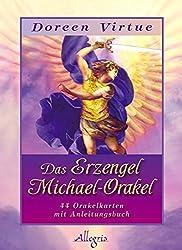 Das Erzengel-Michael Orakel (Kartendeck): 44 Orakelkarten mit Anleitungsbuch