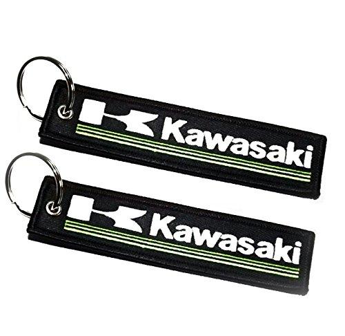 Kawasaki Double Face portachiavi