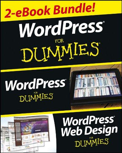 WordPress For Dummies eBook Set