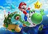 Super Mario Galaxy 2 Poster/Affiche