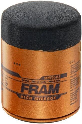FRAM HM3682 High Mileage Oil Filter by Fram (Mileage ölfilter High)