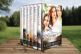 Mail Order Bride: Pioneer Wilderness Romance Box Set #6: Inspirational Historical Western by [Wyatt, Katie]