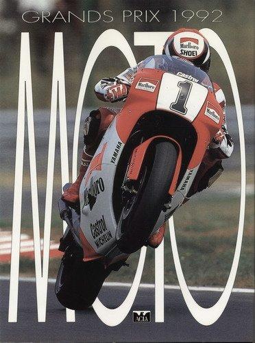 Grands prix, 1992-1993, numéro 10, moto